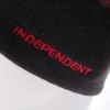 Шапка Independent Crosses Visor Oxblood 2010 г артикул 608w.