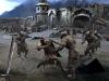 The Lord of the Rings: The Return of the King (PS2) Игра для PlayStation 2 DVD-ROM, 2003 г Издатель: Electronic Arts; Разработчик: EA Games; Дистрибьютор: Софт Клаб пластиковый DVD-BOX Что делать, если программа не запускается? артикул 2686o.